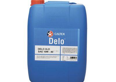 Delo XLD 10W - 40