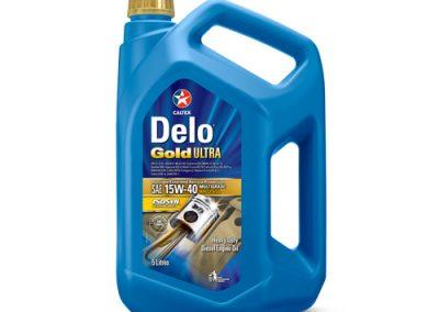 Delo - Gold Ultra 15W - 40