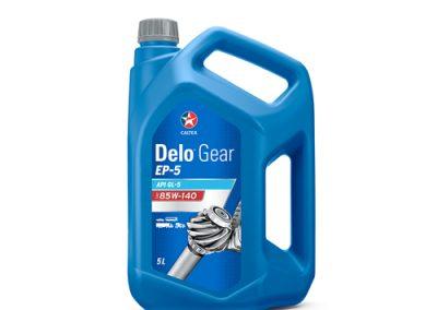 Delo - Gear EP-5 85W - 140