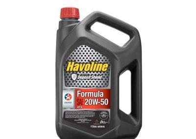 Havoline - Formula SAE 20W - 50