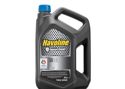 Havoline - SAE 40