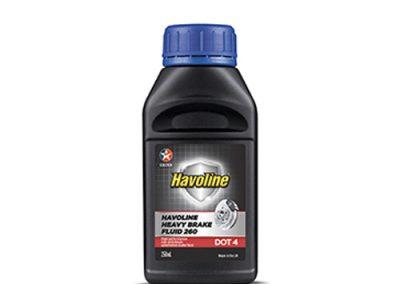 Havoline - Havoline Heavy Brake Fluid 240